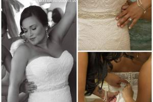 "A Bride""s Dream Come True"