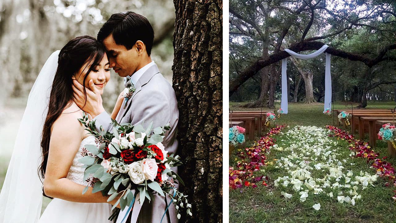 Tampa Bay Florida Prettiest Ranch Outdoor Wedding Venue