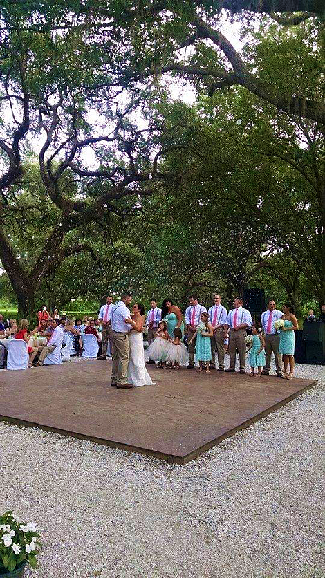 Wedding Dance at Bird Island Lake Ranch